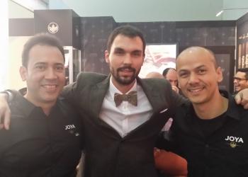 3F Prague, Mario Perez a Ivan Gutierrez